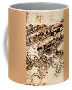 The Old Naval War Room Coffee Mug