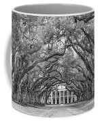 The Old South Version 3 Bw Coffee Mug