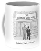 The Original Ray's Coffee Mug