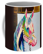The Pink Horse Coffee Mug