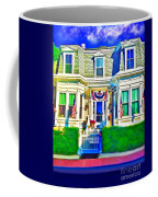 The Prince Albert Guesthouse-provincetown, Massachusetts  Coffee Mug