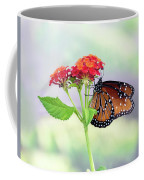The Queen Of Butterflies  Coffee Mug