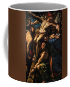 The Raising Of The Cross, 1620 Coffee Mug