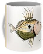 The Real John Dory Coffee Mug