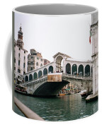 The Rialto Bridge  Coffee Mug