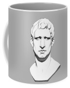 The Roman General - Marcus Vipsanius Agrippa Coffee Mug