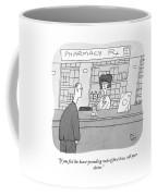 The Rush Of First Love Coffee Mug