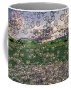 The Simplicity Of Bubbles  Coffee Mug