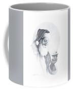 The Spirit Of Christmas Vignette Coffee Mug