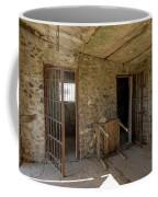 The Stone Jailhouse Interior Coffee Mug