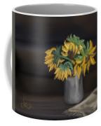 The Sun Flowers  Coffee Mug
