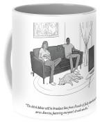 The Third Debate Coffee Mug