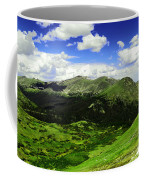 The Top Of Independence Pass Coffee Mug
