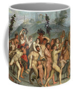 The Triumph Of Bacchus Coffee Mug