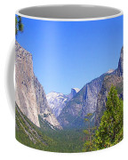 The Valley Of Inspiration-yosemite Coffee Mug