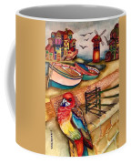 The Venician Bird Coffee Mug
