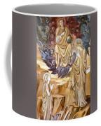 The Vision Of Saint Catherine Coffee Mug