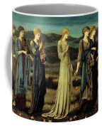 The Wedding Of Psyche 1895 Coffee Mug