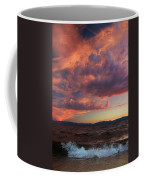 They Come In Waves  Coffee Mug by Sean Sarsfield