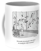 They're Mammals Coffee Mug