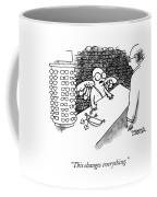 This Changes Everything Coffee Mug