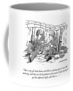 This Is My Girl Back Home Coffee Mug