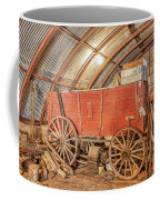 This Old Shed Held A Surprise Coffee Mug