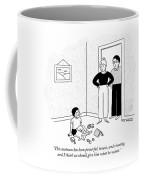 This Tantrum Has Been Powerful Coffee Mug