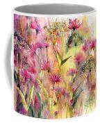 Thistles Impression Coffee Mug