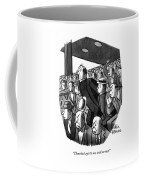 Thou Hast Eyes To See Coffee Mug
