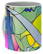 Thought Patterns #2 Coffee Mug