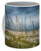 Through The Sea Oats Coffee Mug by Judy Hall-Folde