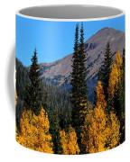 Thunder Mountain Aspens Coffee Mug