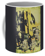 Tin Sign Toys Coffee Mug