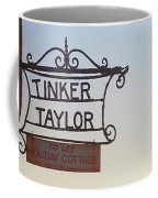 Tinker Taylor Sign Coffee Mug