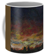 Tiny Sunset Coffee Mug