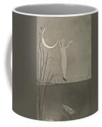 Titelblatt From The Series Radierte Skizzen Coffee Mug