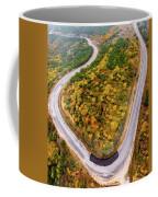 Top Of The Hill Coffee Mug by Okan YILMAZ