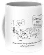 Toss And Turn Coffee Mug
