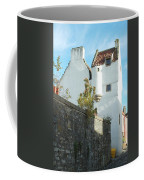 towerhouse and turret at Culross Coffee Mug