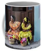 Traditional Meets Modern Coffee Mug