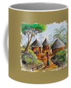 Traditional Village Coffee Mug