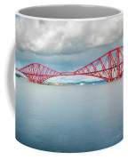 Train Bridge - Forth Of Fifth Coffee Mug