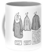 Trans-seasonal Coat Coffee Mug