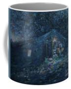 Trapp Family Lodge Cabin Sunrise Stowe Vermont Coffee Mug