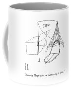 Trapping Coffee Mug