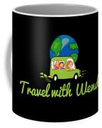 Travel With Wendy Coffee Mug