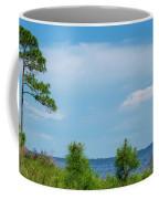 Trees By The Water Coffee Mug
