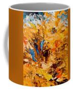 Trees Having Fun Coffee Mug