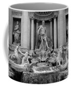 Trevi Fountain - Fontana Di Trevi Coffee Mug